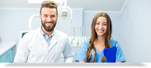 For Dentist Header Image